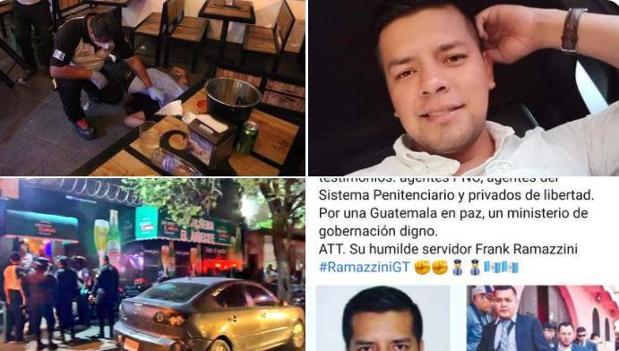 Asesina a Activista y Periodista Frank Ramazzini